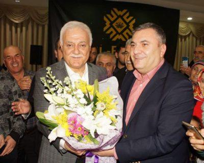 Prof. Dr. Nihat Hatipoğlu Çubuk'ta Konferans Verdi