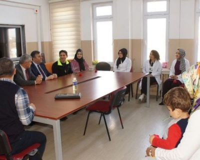 Çubuk Belediye Başkanı Demirbaş, Öğretmenlerle Bir Araya Geldi