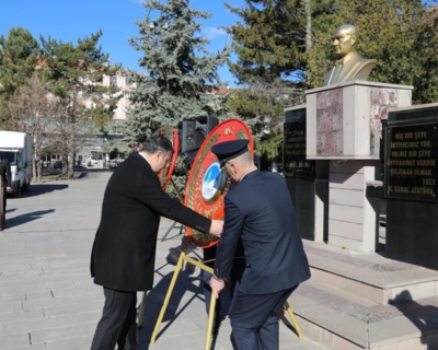 18 Mart Şehitleri Anma Günü ve Çanakkale Zaferi'nin 105. Yılı