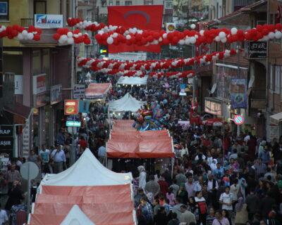 10. Uluslararası Çubuk Turşu ve Kültür Festivali