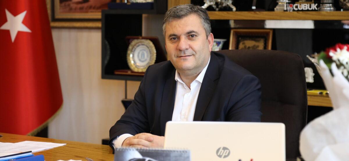 Çubuk Belediye Başkanı Demirbaş'tan Kurban Bayramı Mesajı