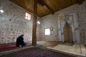 Tarihi Mahmutoğlan Cami