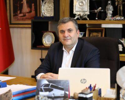 Belediye Başkanımız Av. Baki Demirbaş'ın Koronavirüs Testi Pozitif Çıktı