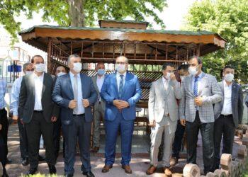 İlçemizde 15 Temmuz Şehitleri İçin Mevlit Okutuldu