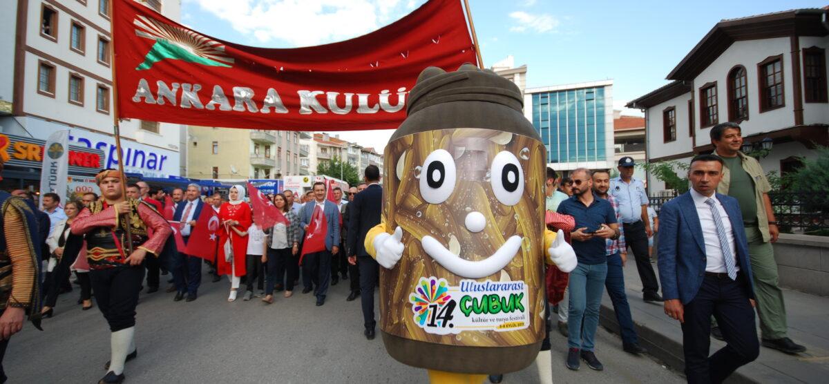 Uluslararası Çubuk Turşu ve Kültür Festivali iptal edildi