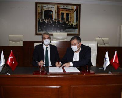 Yeni Tapu Kadastro Binası İçin Protokol İmzalandı