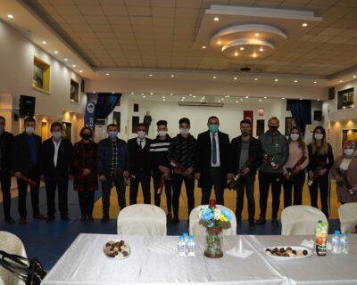 Engelsiz Spor Antrenörlerine Sürpriz Kutlama