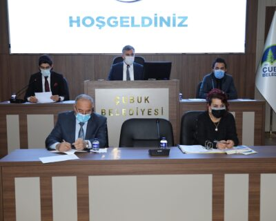 Yeni Binada Yılın İlk Meclis Toplantısı Gerçekleştirildi