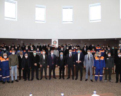 Toplu İş Sözleşmesi Düzenlenen Törenle İmzalandı.