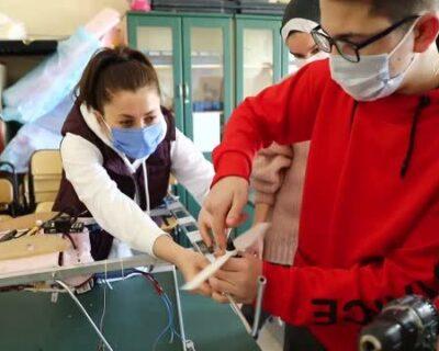 Çubuklu öğrenciler 7 projeyle TEKNOFEST'e katılacak