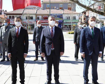 23 Nisan Ulusal Egemenlik ve Çocuk Bayramı Çubuk'ta kutlandı